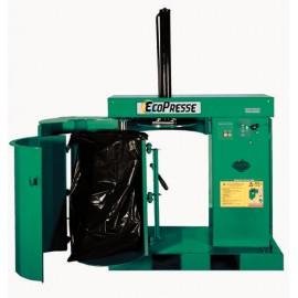 Ecopresse compacteur pour déchets