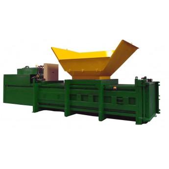 Ecopresse PHC70 Presse horizontale à coffre