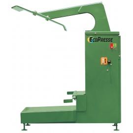 Ecopresse 1100 Ltr Presse pour conteneurs