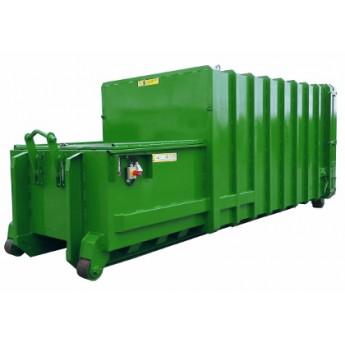 Ecopresse Compacteur Mobile 20m3