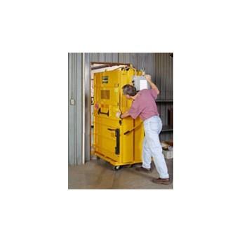 compacteur dechet industriel Mobile